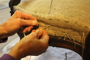 weekend courses, antique restoration courses, upholstery for beginners