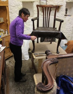 weekend upholstery courses