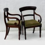 antique chair salesw, buy antique chairs, william IV carver, antique mahogany chairs
