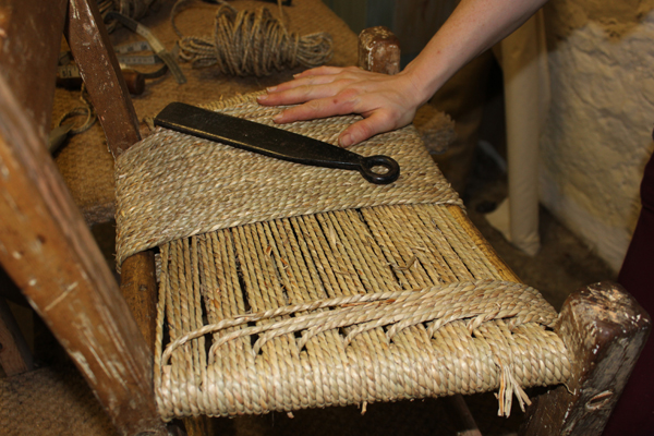 Weekend courses, upholstery courses, antique restoration courses