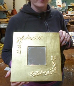 beginners gilding course