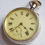 English lever pocket watch