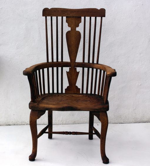Windsor chair, antique chair, 18th century chair, country chair