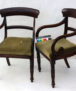 antique chair sales, buy antique chairs, william IV carver, antique mahogany chair