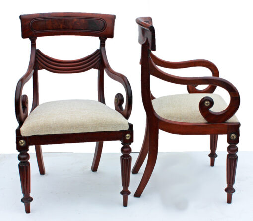 pair regency carvers