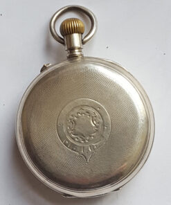 English Lerver Pocket watch