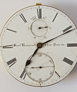 AP Walsh pocket chronometer