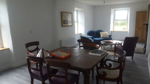 Self catering cottage in Clare